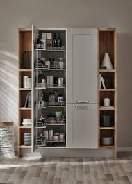kitchen cupboard interior storage 10 best kitchen corner larders images on kitchen