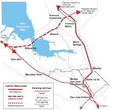 bart extensions caltrain metro east bayrail alliance
