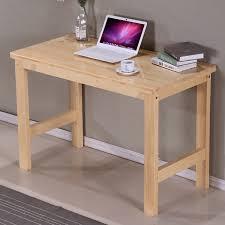 bureau en pin pas cher pas cher paquet en bois sur mesure home ordinateur de bureau de