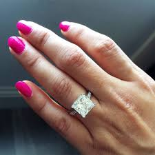 large diamond rings big engagement rings are tacky designers diamonds