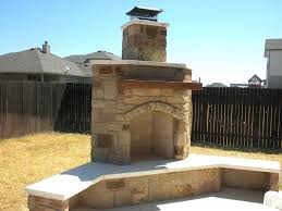 patio ideas outdoor fireplace built right in this outdoor fire