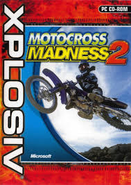 freestyle motocross game download motocross madness 2 2000 windows box cover art mobygames