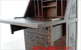 Desk Outlet Store Elmclub Rakuten Global Market Writing Bureau Asian Home