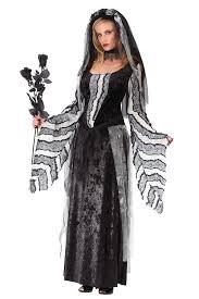 Dead Bride Halloween Costumes Corpse Bride Dress Costume Masquerade Express