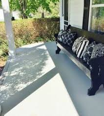 Faux Painted Floors - faux painted floor runner floor runners porch and spaces
