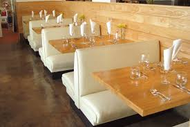Commercial Table Rectangular Dining Table Top