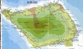 map samoa western samoa genealogy