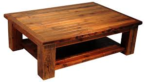 Rectangular Coffee Table Coffee Tables Reclaimed Rustic Woodworks