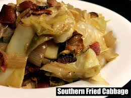 southern fried cabbage aunt bee u0027s recipes