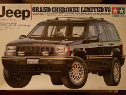 1987 jeep wagoneer interior 1993 jeep grand cherokee limited v8 u2013 tamiya rays kits