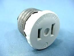 light socket outlet adapter l holder to outlet adapter awesome 3 prong light socket adapter