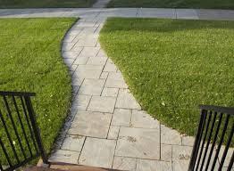 Pictures Of Stone Walkways by Paving Stone Walkways City Gardens Landscaping Saskatoon