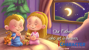 the lord u0027s prayer for children our father preview youtube