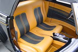 Custom Car Interior Design by Auto Upholstery The Hog Ring M U0026m Rod Interiors Car