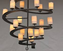 onyx pendant lighting lights of tuscany 9025 25 spiral contemporary wrought iron