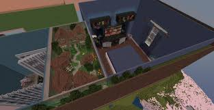 1 inch to 1 block scale model house minecraft project