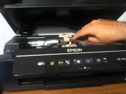 reset epson xp 211 botones error gota de tinta sistema continuo epson xp 201 youtube