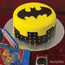 batman cake ideas batsignal batman cake how to party city