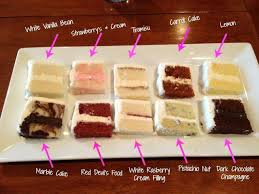 wedding cake options wedding cake tasting top 10 flavors i could totally for a cake