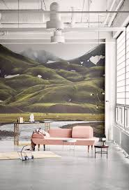 Large Wall Murals Wallpaper by Best 25 Mountain Wallpaper Ideas On Pinterest Mountain Bedroom