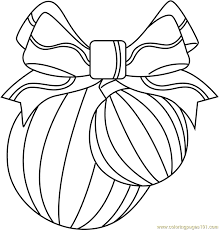 christmas decorations coloring free christmas decorations