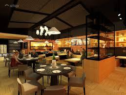 thai restaurant interior design renovation ideas photos and price
