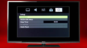 tv l reset toshiba how to perform a system reset on your tv youtube