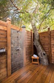 outside bathroom ideas 13 best outdoor bathrooms showers images on pinterest bathrooms