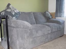 home decor alluring corduroy sofa with grey sofa bed in basildon