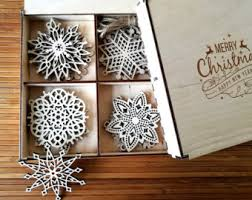 christmas ornament sets entertaining and decor etsy