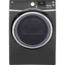 samsung 7 5 cu ft electric dryer with steam in white energy