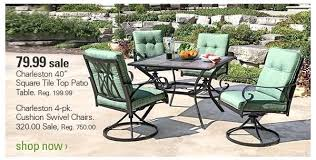tile top patio table and chairs tile top patio table or square dining outdoor furniture ceramic