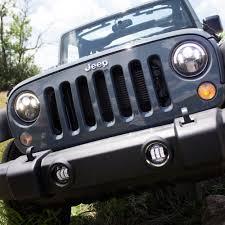 nissan frontier hid headlights jw speaker model 6145 12v jeep chrysler bumper fog lamp black