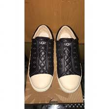 ugg jemma sale 32 ugg shoes ugg jemma quilted sneakers from valerie s