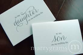 card for on wedding day wedding card to my family thin style marrygrams