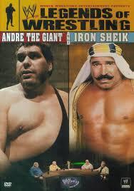 Backyard Wrestling Steel Cage Match Wwe Legends Of Wrestling Andre Giant U0026 Iron Sheik Pro Wrestling
