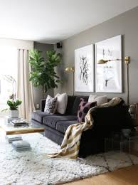 12 ways to step up your living room decor white pillows wood