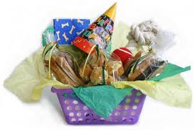 birthday gift basket dog birthday gift basket healthy hound bakery treats that are