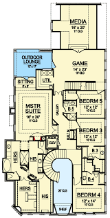 old world floor plans old world charm 36292tx architectural designs house plans