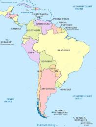 Mexico Central America And South America Map by File South America Administrative Divisions Ru Colored Svg