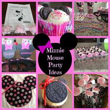 How To Make Minnie Mouse Invitation Cards Minnie Mouse Party Ideas Events To Celebrate