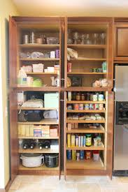 Kitchen Pantry Storage Cabinets Preferential Kitchen Storage Pantry Storage Cabinets To Sweet Door