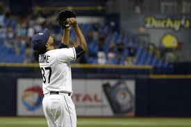 rays bullpen dominant in first big test draysbay