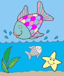 212 book rainbow fish images rainbow fish