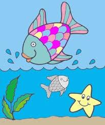 212 book rainbow fish images rainbow fish