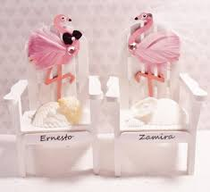 chair cake topper cake toppers feather flamingo adirondack chair cake