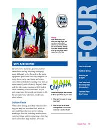 padi open water diver manual 04 scuba diving water sports