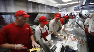 nicholasville five guys burgers will free food on