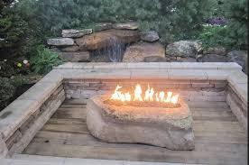 Glass Firepits Rocks For Pits Bitdigest Design Pit Glass Rocks Now