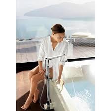 Bath Shower Mixer Set Grohe Allure Brilliant Floorstanding Bath Shower Mixer Set Uk